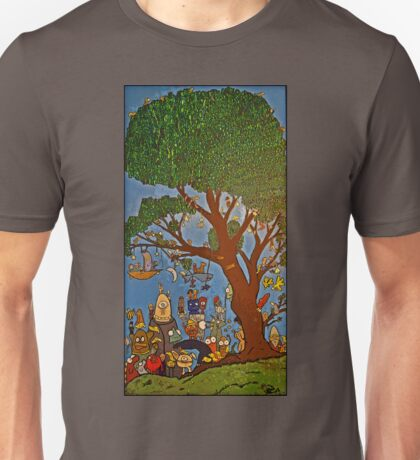 Picnic under Tree Unisex T-Shirt