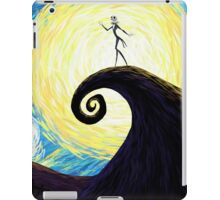 Starry Nightmare iPad Case/Skin
