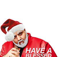 DJ Khaled Santa (variations available) by IamShouta