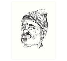 Bill Murray  Art Print