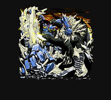 First Kaiju Battle Unisex T-Shirt