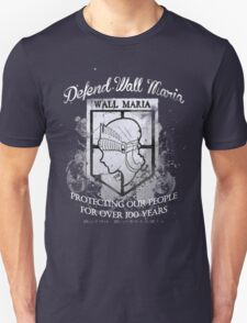 Defend Wall Maria! T-Shirt