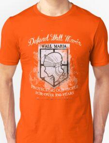 Defend Wall Maria! T-Shirt