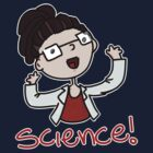 SCIENCE! by saltyblack
