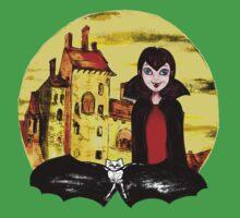 Transylvania Mavis night One Piece - Short Sleeve