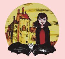 Transylvania Mavis night Baby Tee