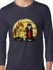 Transylvania Mavis night Long Sleeve T-Shirt