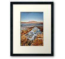 Bellerive Bluff Early Morning, Tasmania #4 Framed Print