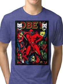 Obey Tri-blend T-Shirt