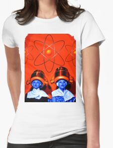 Wives of Stepford Womens Fitted T-Shirt