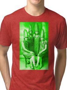 The Glorious Pickle Ladies of Venus Tri-blend T-Shirt