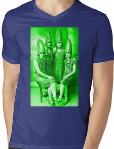 The Glorious Pickle Ladies of Venus Mens V-Neck T-Shirt