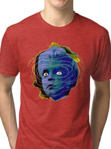 Head of the Damned Tri-blend T-Shirt