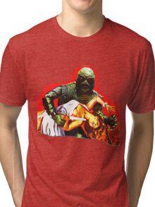 Creature on the Make  Tri-blend T-Shirt