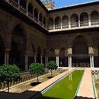 Mudejar Style, Alcazar, Sevilla by wiggyofipswich