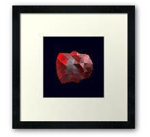 Artifact 9 Framed Print