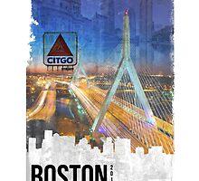 Boston, 2013 by Oskar Strom