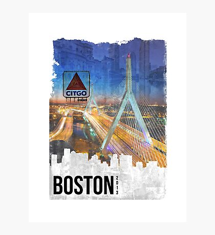 Boston, 2013 Photographic Print