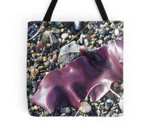 Purple Seaweed Tote Bag