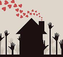 Love house by Aleksander1