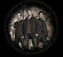 Supernatural Trio by Sparkle517225