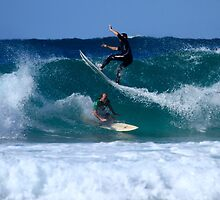 Close Encounters Of The Surfing Kind by Noel Elliot