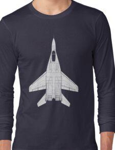 Mikoyan MiG-29 Fulcrum Long Sleeve T-Shirt