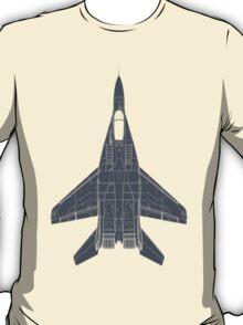 Mikoyan MiG-29 Fulcrum T-Shirt