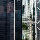 Central, Hong Kong by Dean Bailey