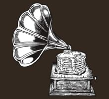 Victrola and FlapJacks by ZugArt