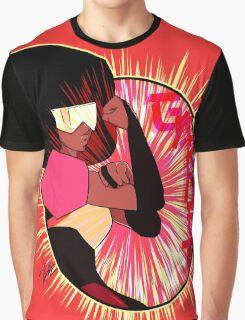 Steven Universe: GARNET v2 Graphic T-Shirt