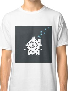 Pixel the house Classic T-Shirt