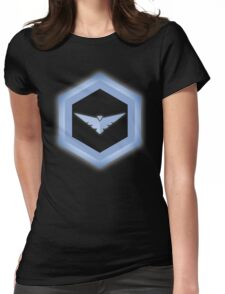 Falco (Super Smash Bros.) Womens Fitted T-Shirt