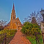 St Mary's Church Mudgee by Doug Cliff