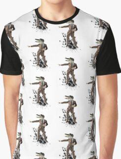 Croc-zecutive Graphic T-Shirt
