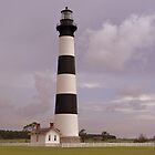 Bodie Island Lighthouse by Mike Griffiths