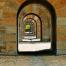 """"""" Underneath the Arches"""" by Malcolm Chant"""