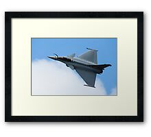 Dassault Rafale C of the French Air Force Framed Print