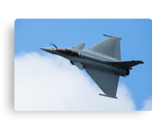 Dassault Rafale C of the French Air Force Canvas Print