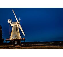 Smock Mill Photographic Print