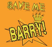 save me, BARRY! by J-something