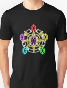 Elements of Harmony - Neon (No Text) T-Shirt