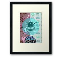"""Honey"" Framed Print"