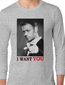 I WANT YOU - ROCCO SIFFREDI Long Sleeve T-Shirt
