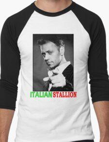 ITALIAN STALLION - ROCCO SIFFREDI Men's Baseball ¾ T-Shirt