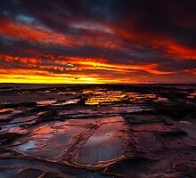 Lorne Sunrise by Darryl Leach