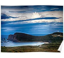 Cape Bruny Poster