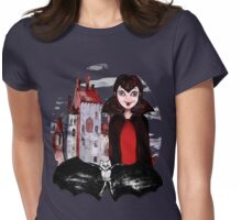 Mavis. Hotel Transylvania Womens Fitted T-Shirt