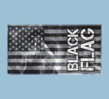 Black Flag Tee Kids Clothes