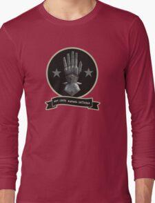 Est Caro Autem Infirma Long Sleeve T-Shirt